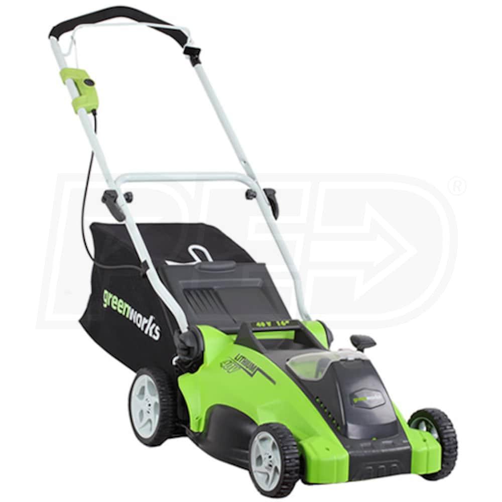 GreenWorks 25242 Greenworks 16