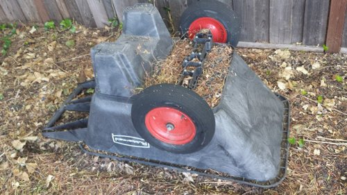 how to replace wheels on a rubbermaid heavy duty big wheel