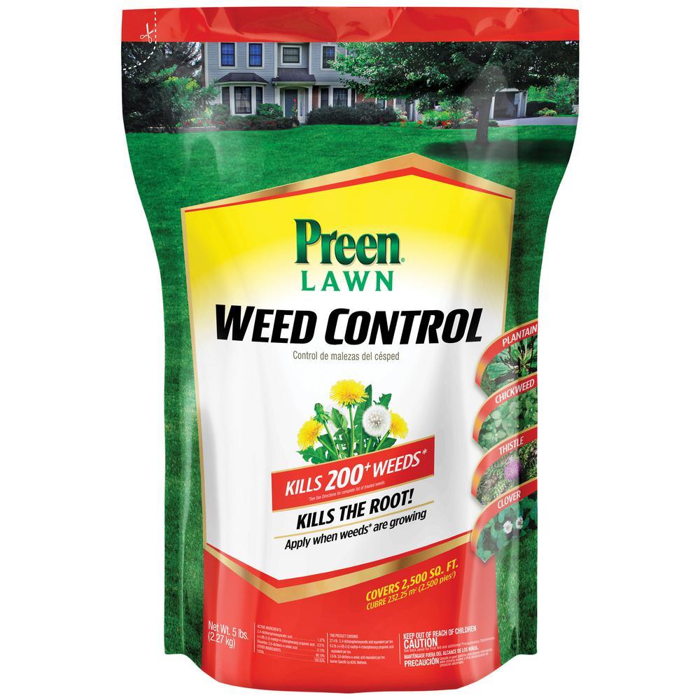 Preen 5 lbs. Lawn Weed Control