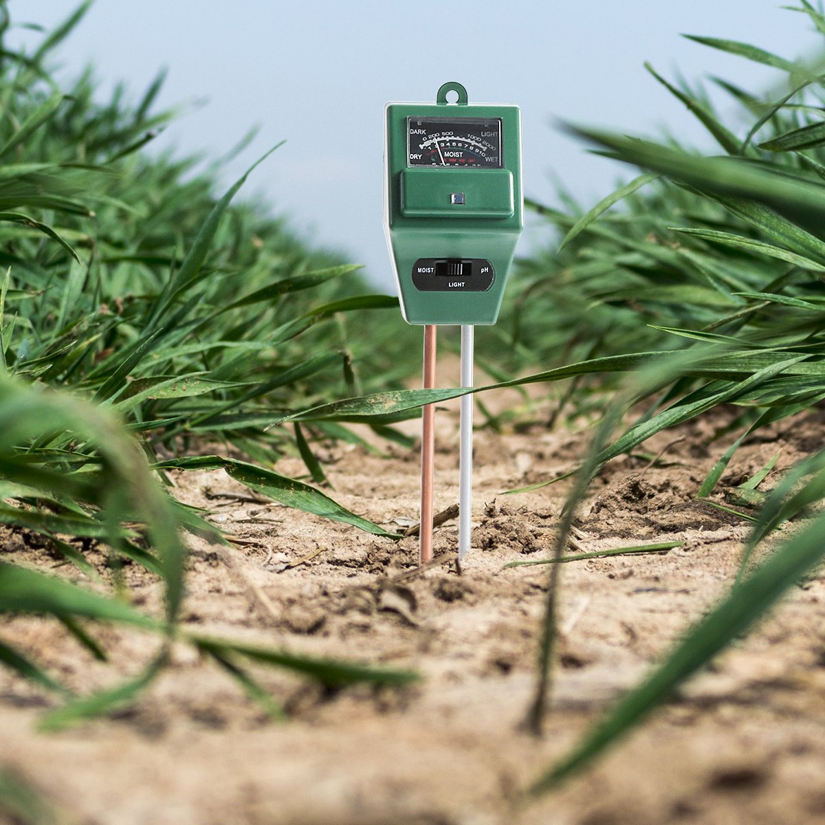 Soil pH Meter, 3