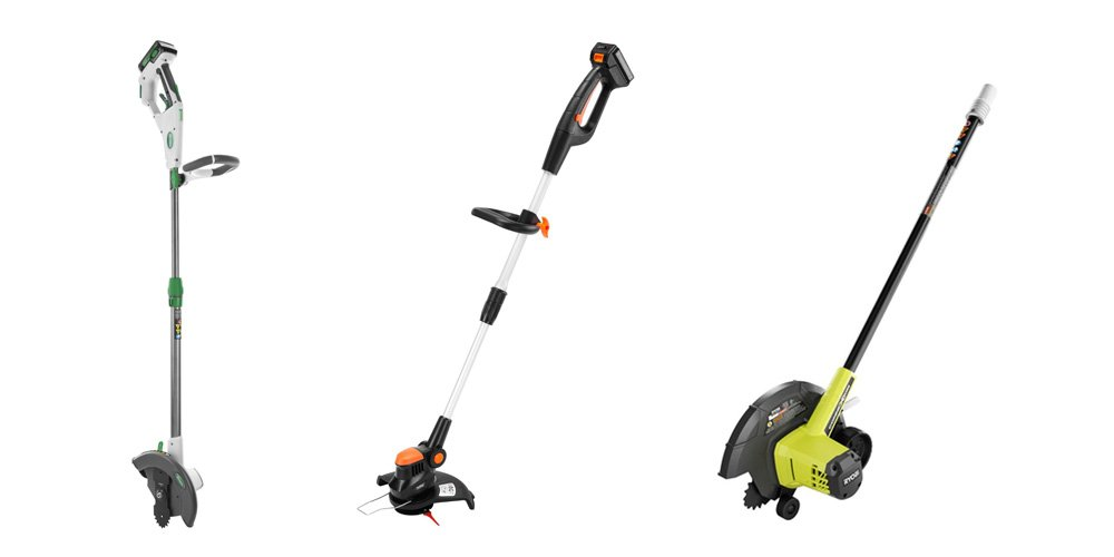 What Is The Best Battery Powered Lawn Edger With Blade ...